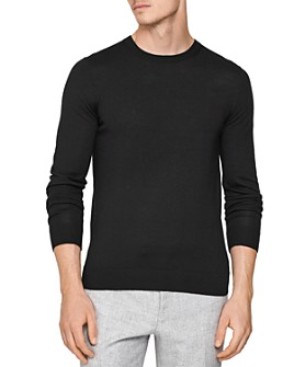 REISS - Wessex Regular Fit Crewneck Sweater