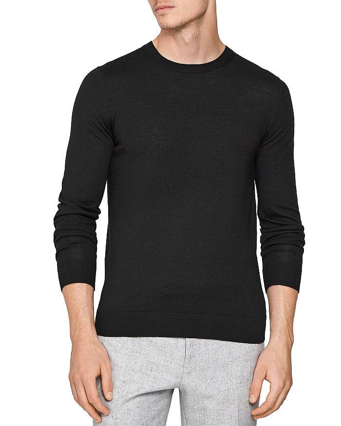 REISS - Wessex Regular Fit Crewneck Sweater
