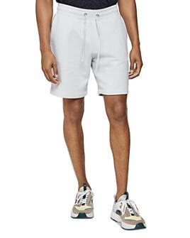 REISS - Belsay Fabric-Dyed Drawstring Shorts