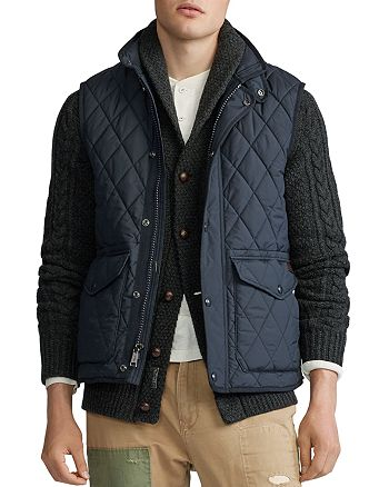 Polo Ralph Lauren - The Iconic Quilted Vest