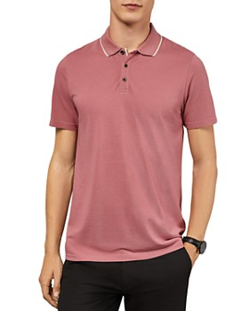 Ted Baker - Flava Piqué Regular Fit Polo Shirt - 100% Exclusive