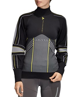 adidas by Stella McCartney - Run Midlayer Knit Jacket