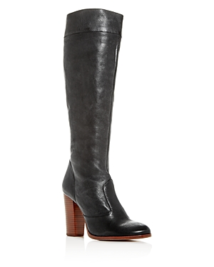 Marc Jacobs Boots WOMEN'S MARC LOVES THE BOOT HIGH-HEEL BOOTS