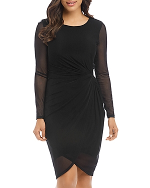 Karen Kane Dresses TWIGGY TWIST DRESS