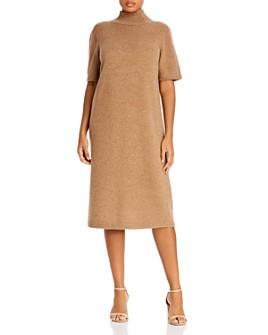 Lafayette 148 New York Plus - Donegal-Knit Sweater Dress