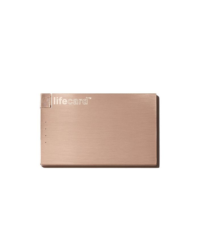 PlusUs - Lifecard Portable Power Charger