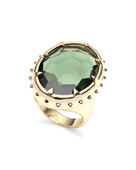 Alexis Bittar - Georgian Stone Cocktail Ring