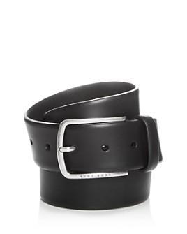 BOSS Hugo Boss - Men's Sander Leather Belt
