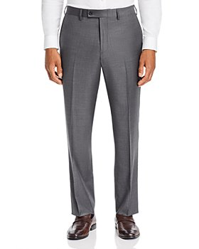 The Men's Store at Bloomingdale's - Sharkskin Classic Fit Dress Pants - 100% Exclusive