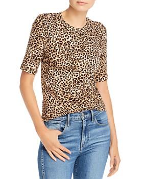 Enza Costa - Leopard-Print Top