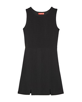AQUA - Girls' Paneled A-Line Dress, Big Kid - 100% Exclusive