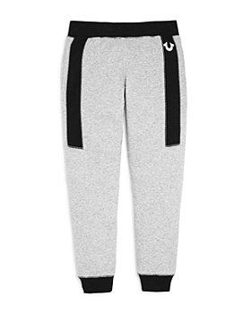 True Religion - Boys' Striped Sweatpants - Little Kid, Big Kid