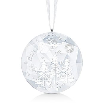 Swarovski - Winter Night Ornament