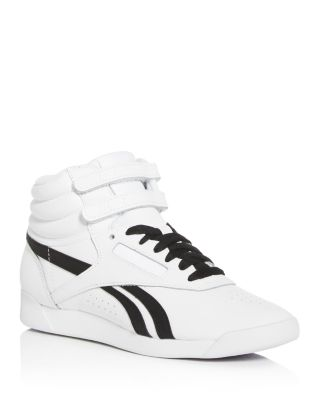 Freestyle High-Top Sneakers