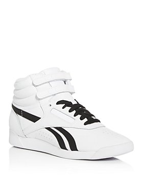 Reebok - Women's Freestyle High-Top Sneakers