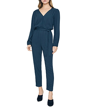 Sanctuary Desk-to-Dinner Faux-Wrap Jumpsuit