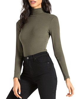 n:philanthropy - Brooke Turtleneck Bodysuit