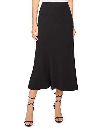 REISS - Remy Floaty Midi Skirt