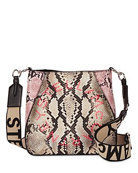 Stella McCartney - Mini Snake-Print Crossbody