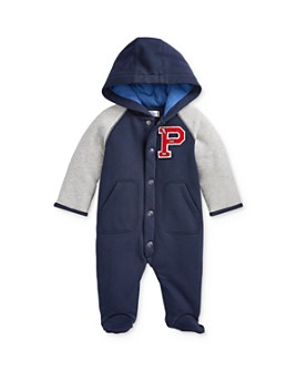 Ralph Lauren - Boys' Raglan One-Piece Coat - Baby