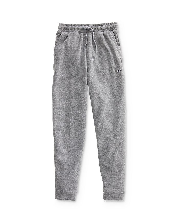 Vineyard Vines - Boys' Heathered Jogger Pants - Little Kid, Big Kid