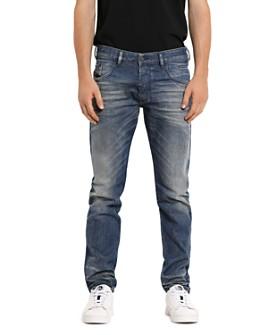 Diesel - D-Bazer Slim Straight Fit Jeans in Denim