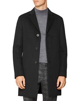 REISS - Gable Epsom Regular Fit Overcoat