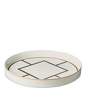 Villeroy & Boch - Metro Chic Round Decorative Tray