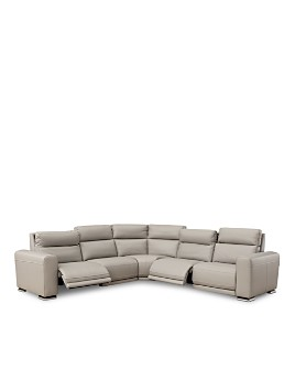 Chateau D'ax - Giorgio 5-Piece Motion Sectional - 100% Exclusive