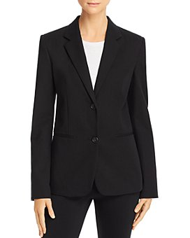 Helmut Lang - Shrunken Single Breasted Blazer