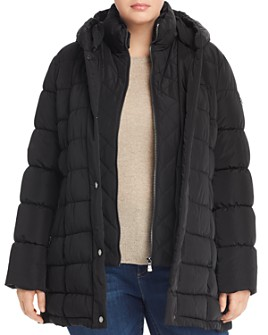 Calvin Klein Plus - Puffer Coat