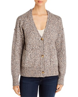 Marled - Two-Pocket Cardigan Sweater