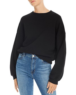 AGOLDE - Balloon Sleeve Sweatshirt
