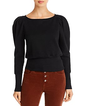 AG - Puff Sleeve Sweater