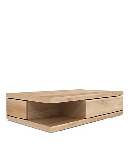 Ethnicraft - Flat Coffee Table Collection