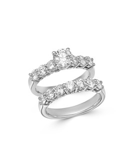 Bloomingdale's - Diamond Engagement Ring Set in 14K White Gold, 2.50 ct. t.w. - 100% Exclusive