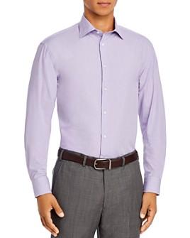 Armani - Cotton Regular Fit Dress Shirt