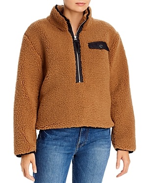 Pistola Zoey Sherpa Faux Fur Jacket - 100% Exclusive