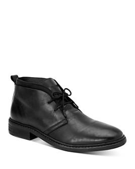 ALLSAINTS - Birch Leather Chukka Boots