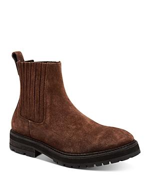 Allsaints Noble Suede Chelsea Boots