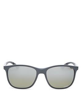 Ray-Ban - Men's Chromance Super Shorty Polarized Square Sunglasses, 58mm