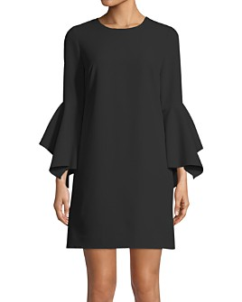 Laundry by Shelli Segal - Bell Sleeve Shift Dress