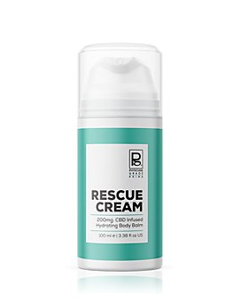 Physicians Grade - CBD Rescue Cream Ultra-Hydrating Body Balm 3.4 oz.