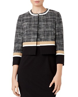 HOBBS LONDON - Aida Cropped Jacket