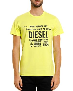 Diesel T-Diego Logo Graphic Tee
