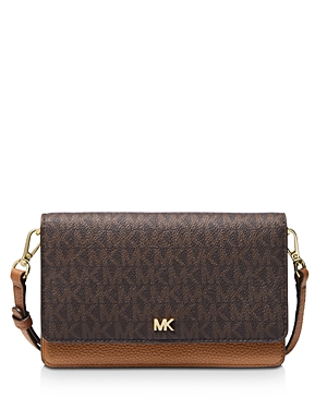 Michael Michael Kors Small Leather Phone Crossbody