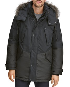 Marc New York - Maxfield Color-Block Parka