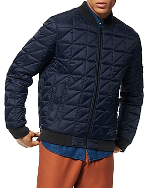 Marc New York Quilted Bomber