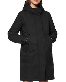 Andrew Marc - Wharton Reversible Parka & Faux Fur Coat
