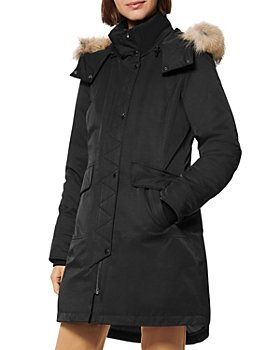 Andrew Marc - Fur-Trim Parka